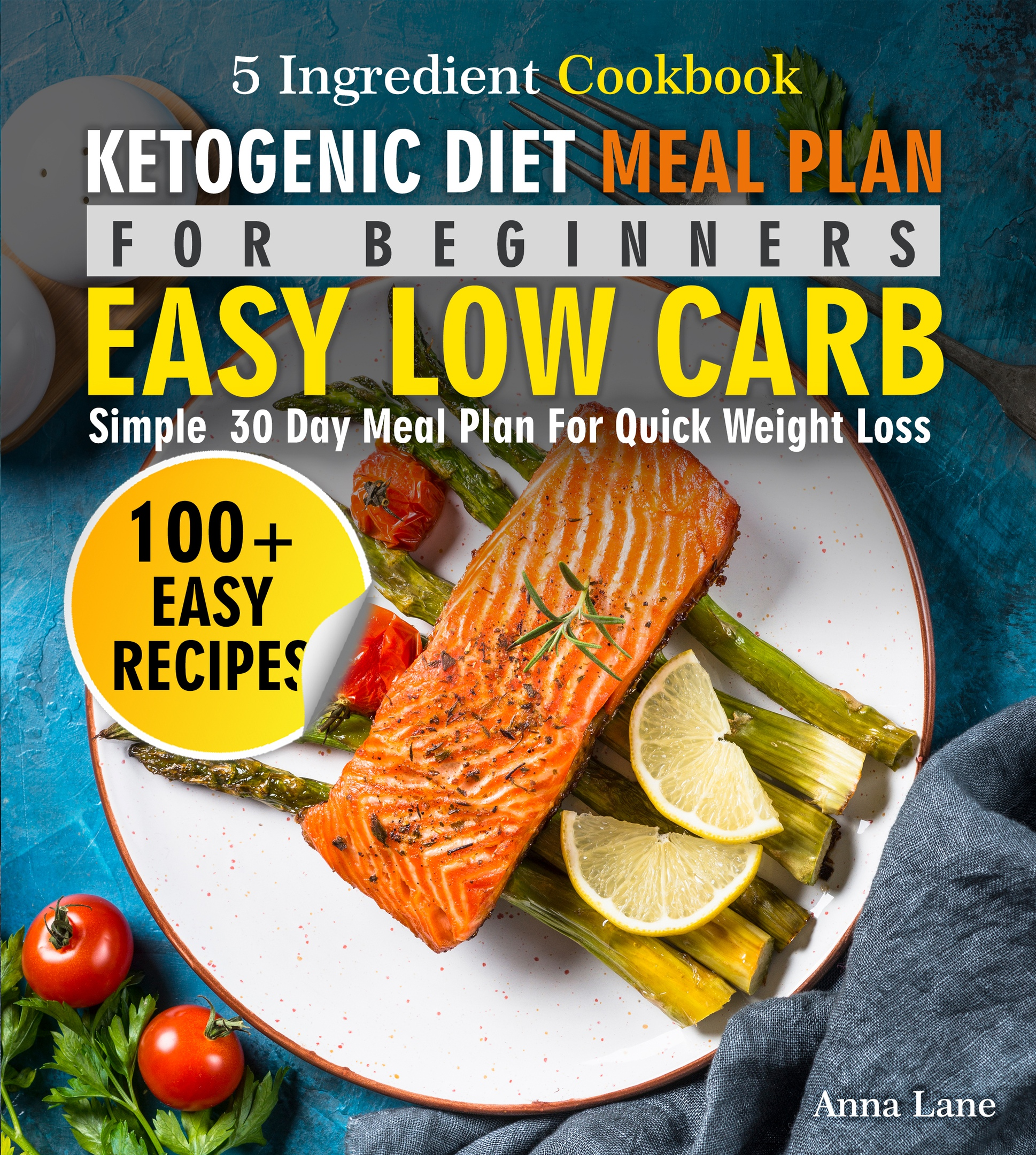 Ketogenic Diet Meal Plan for Beginners: An Easy, Low Carb ...