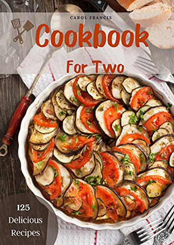 COOKBOOK FOR TWO